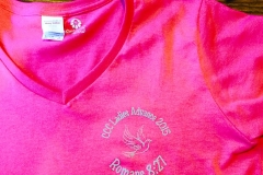 womens advance 2015 tshirt